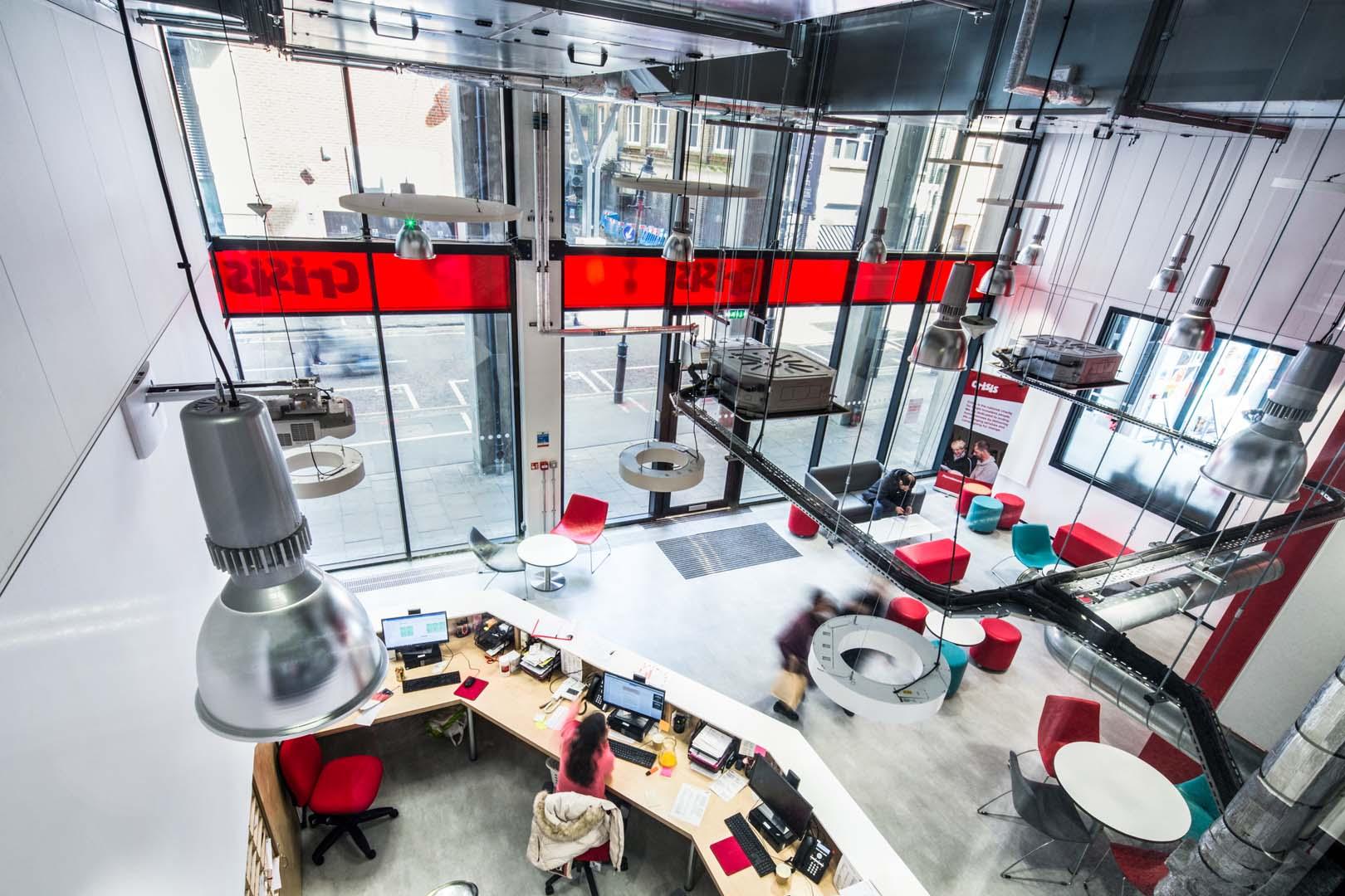 Crisis Skylight Centre, Croydon