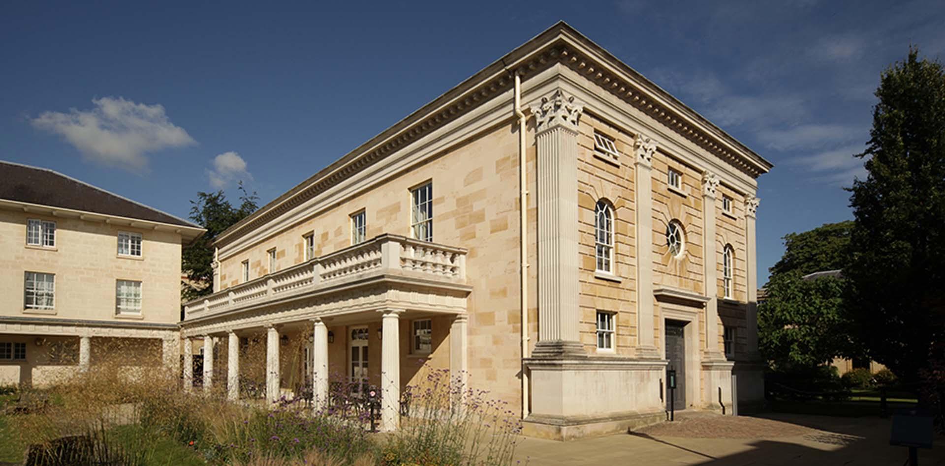 The Howard Building, Cambridge