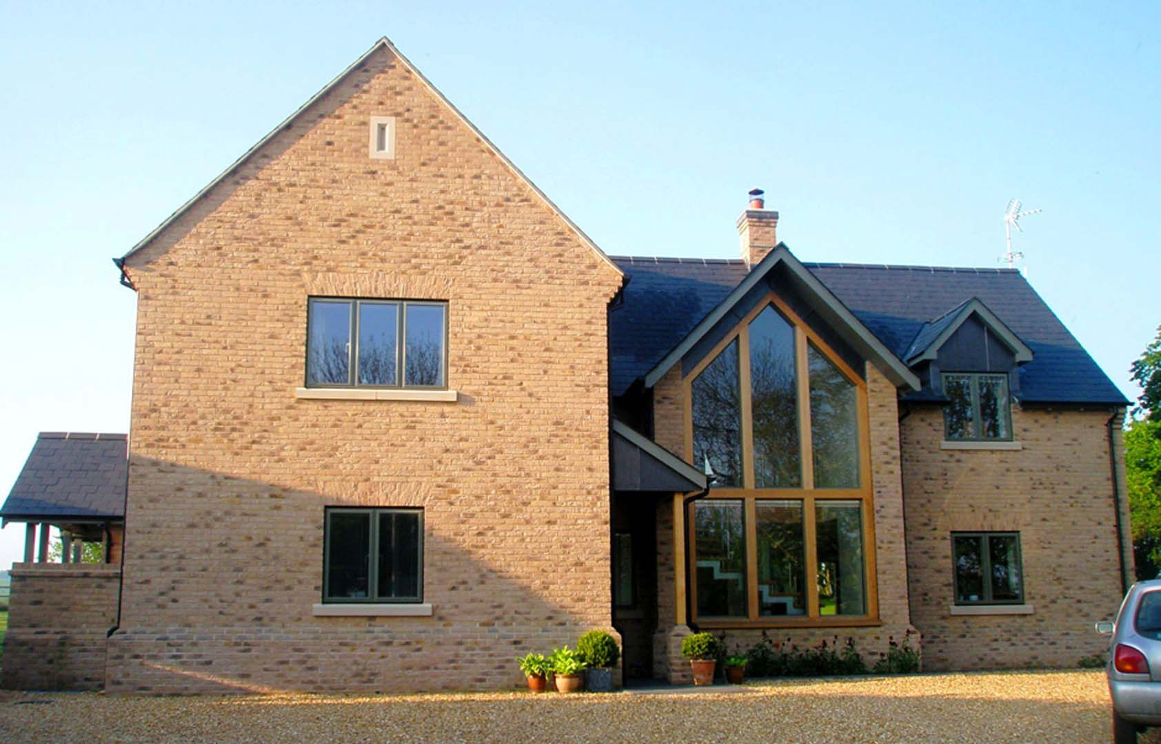 Zero-carbon House, Ashwell