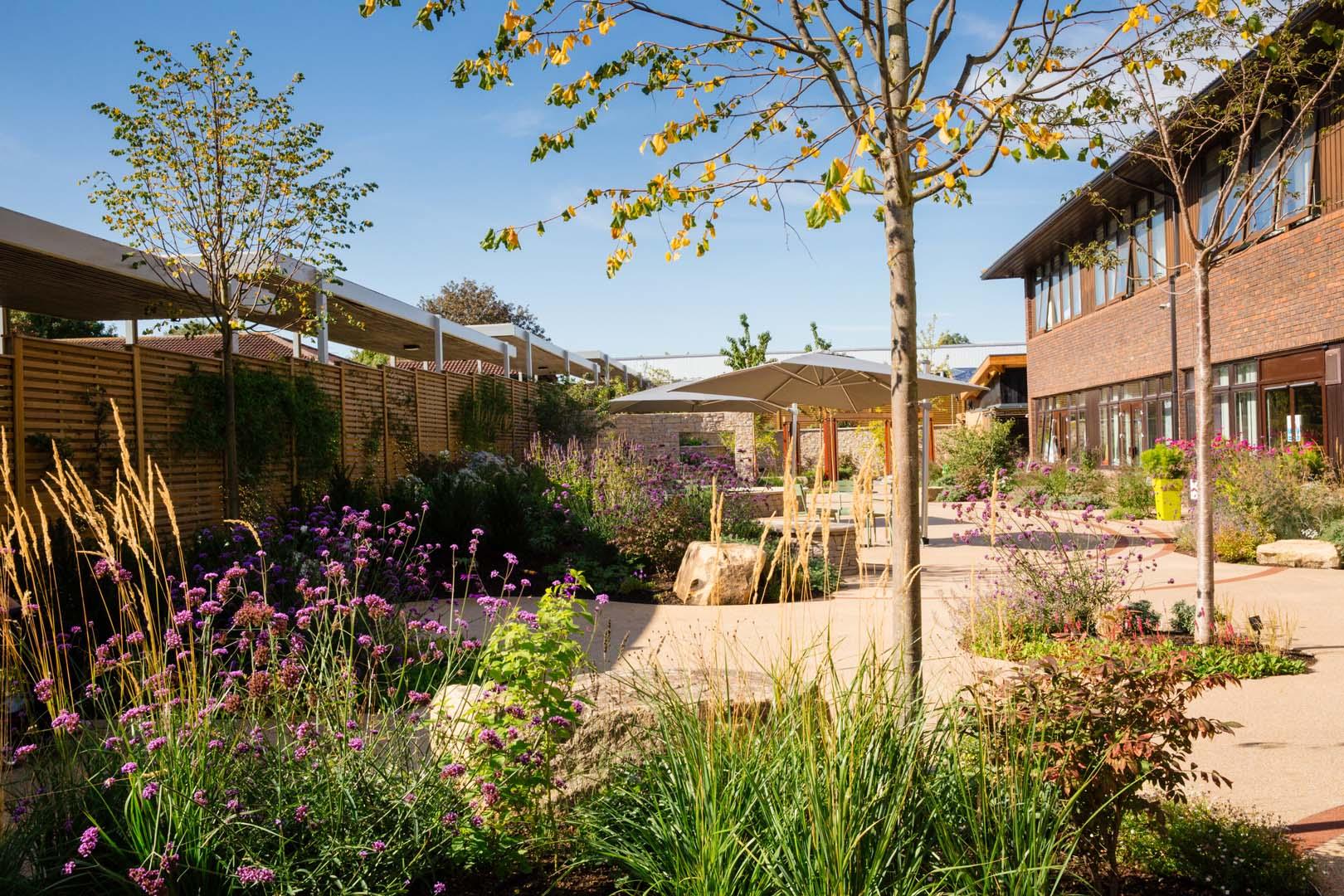Horatio's Garden, Stoke Mandeville Hospital