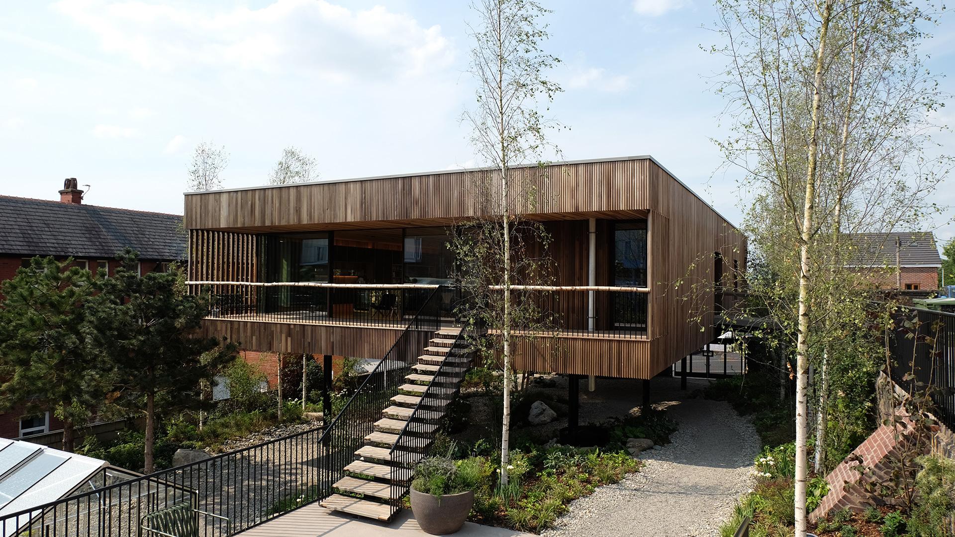 Maggie's Centre, Oldham
