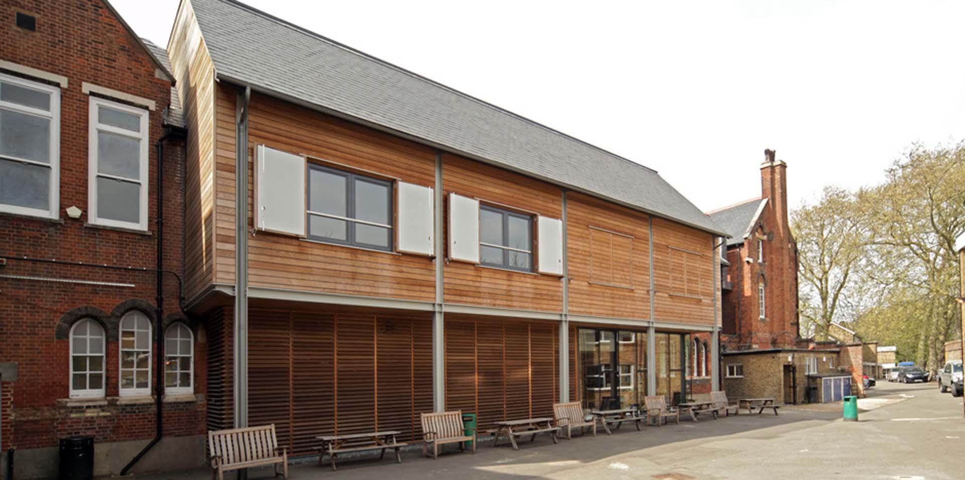 Emanuel School Theatre, Wandsworth