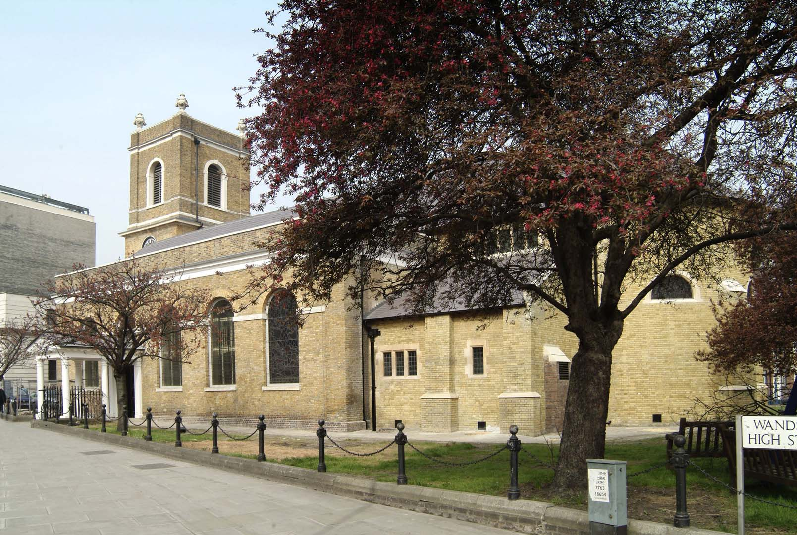 All Saints Church, Wandsworth