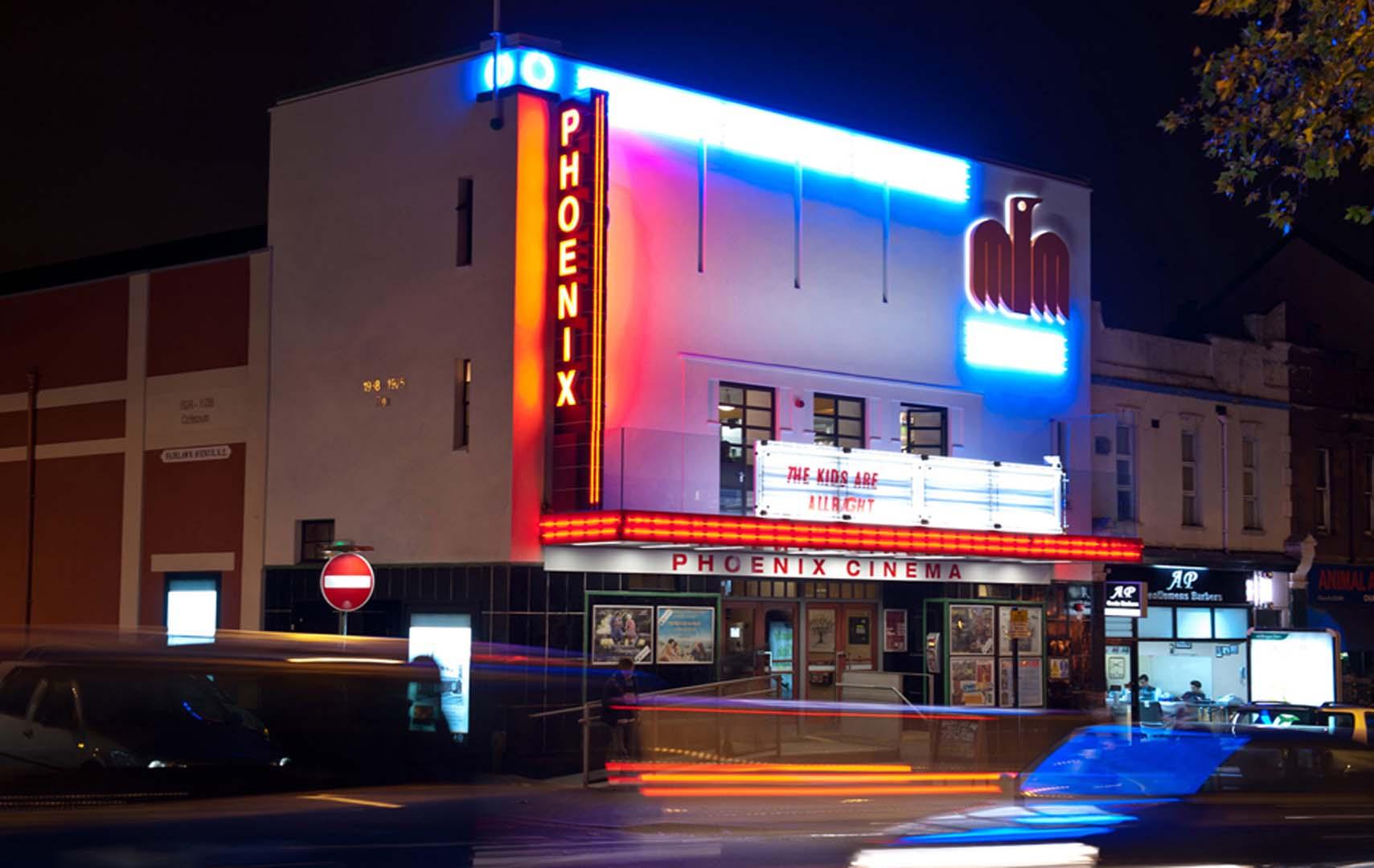 Phoenix Cinema, East Finchley