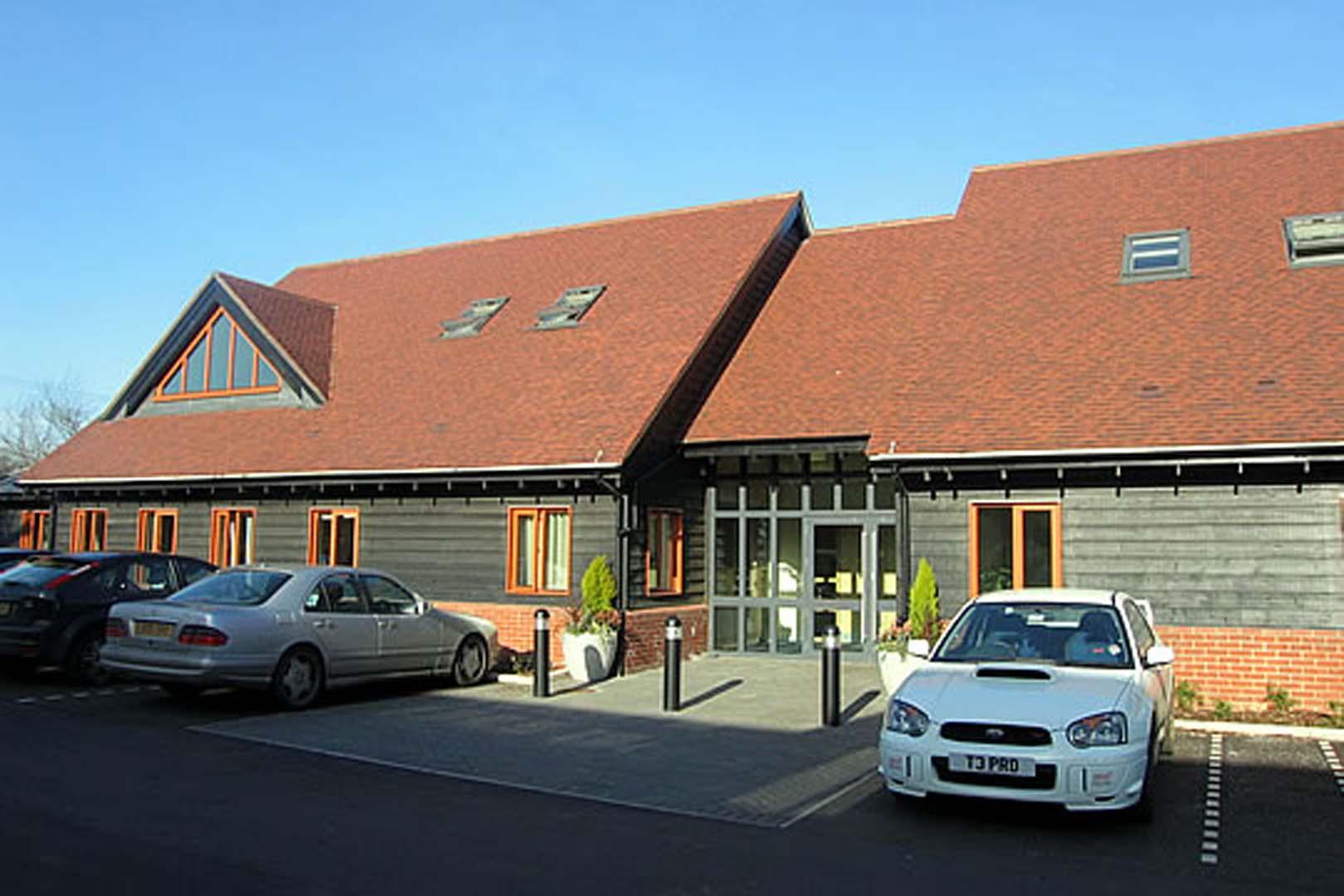 Sutton Manor, Epping