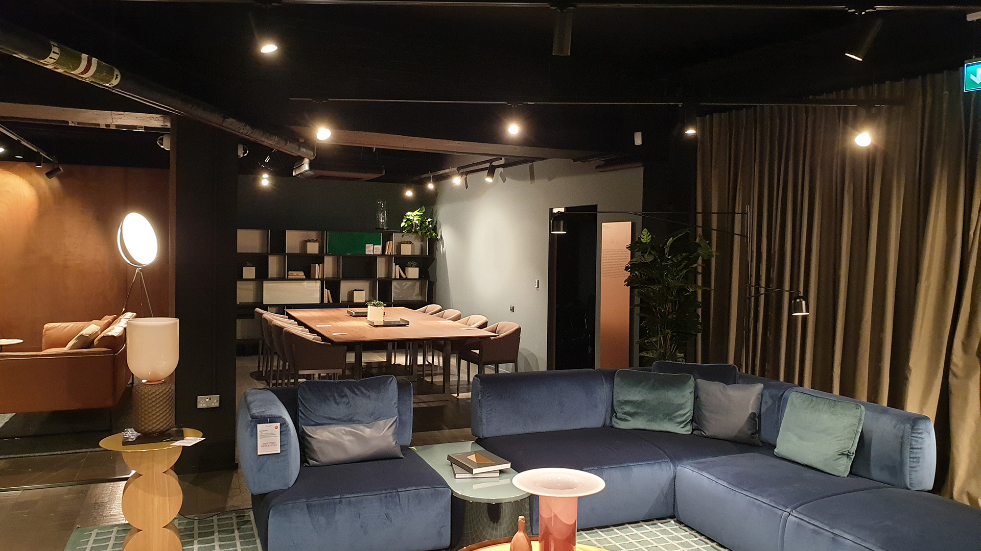 Cassina Showroom, Kensington