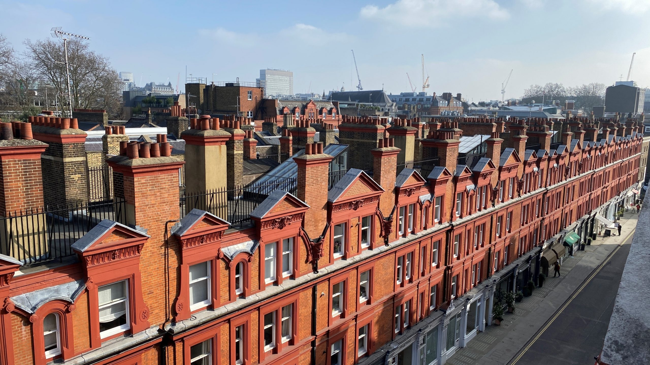 Wendover Rooftop Glazed Enclosures