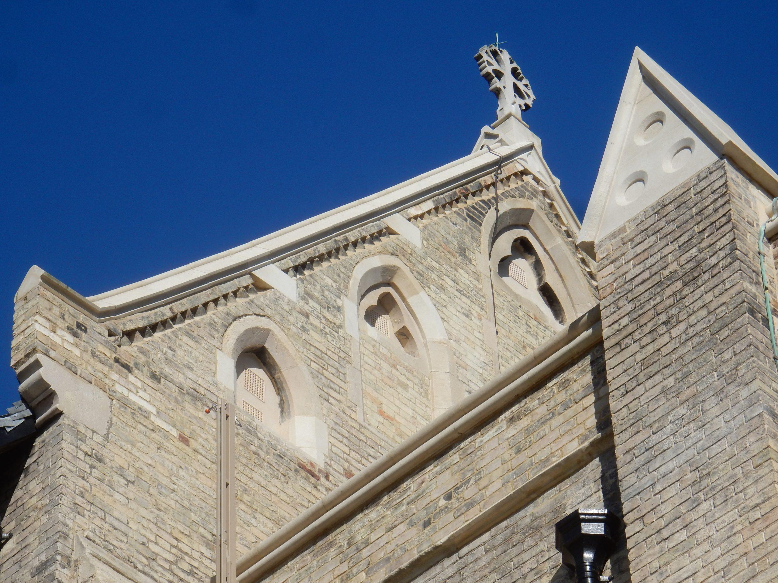 Holy Trinity Brompton, External Restoration