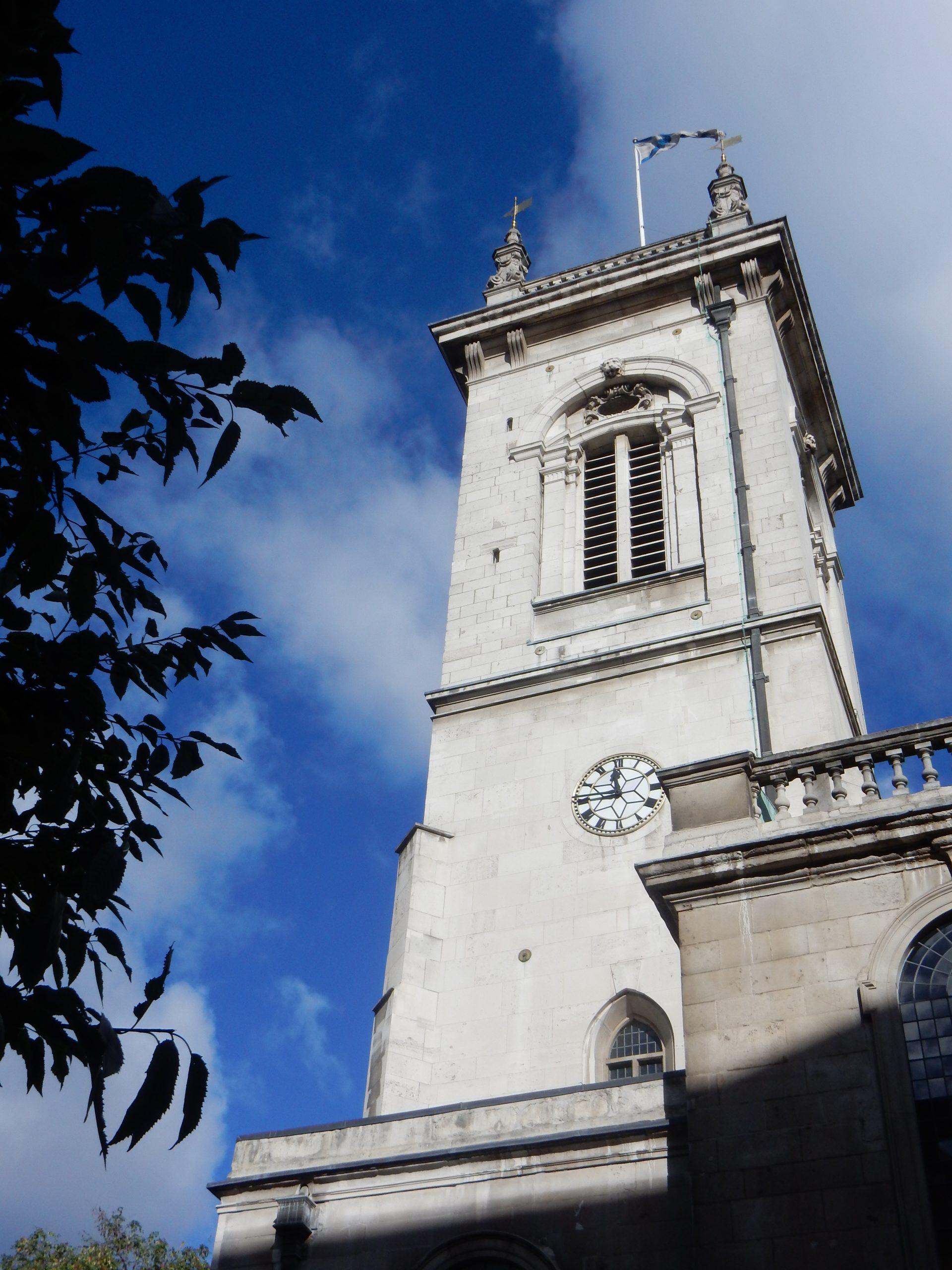 St Andrew, Holborn