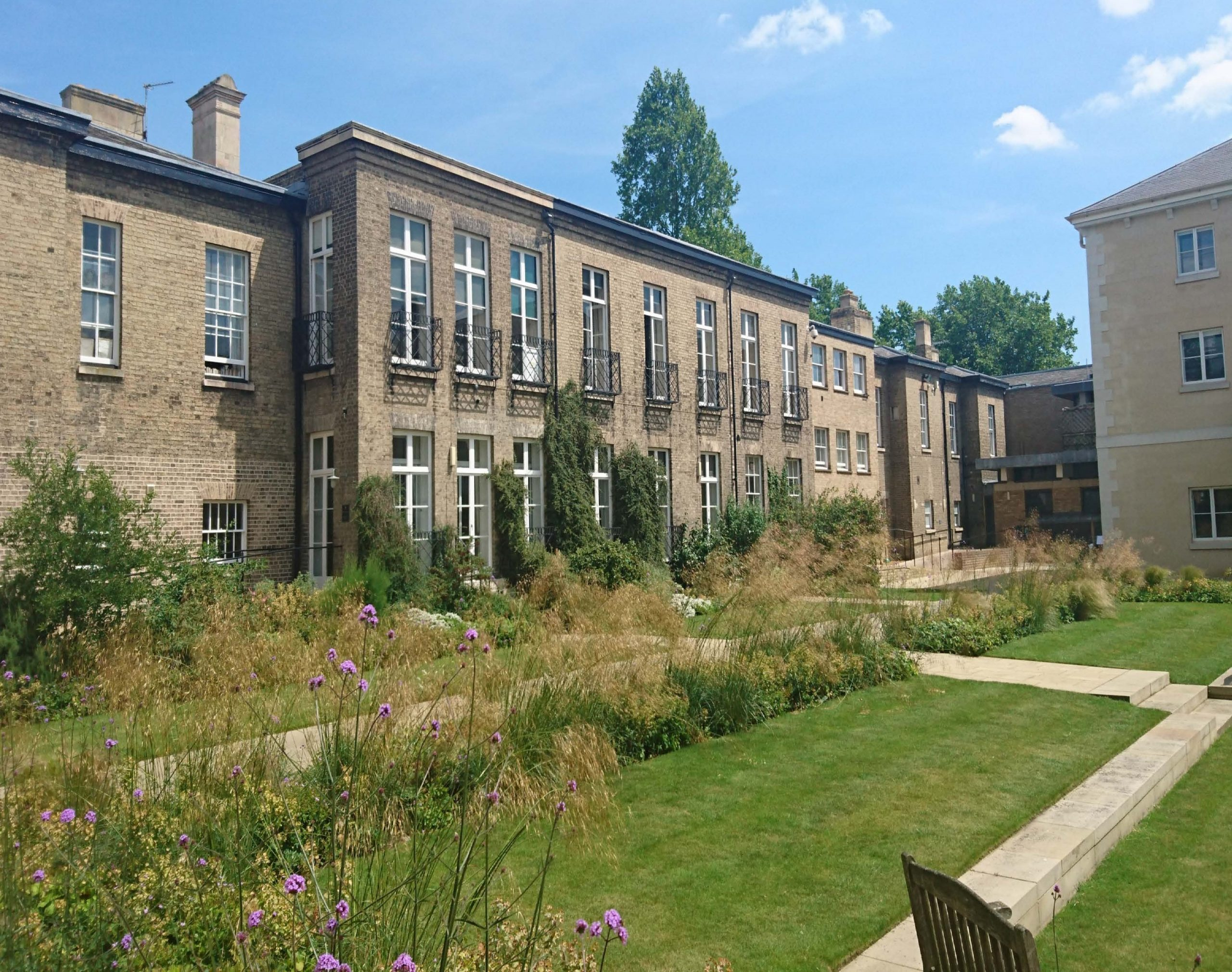 West Lodge, Downing College